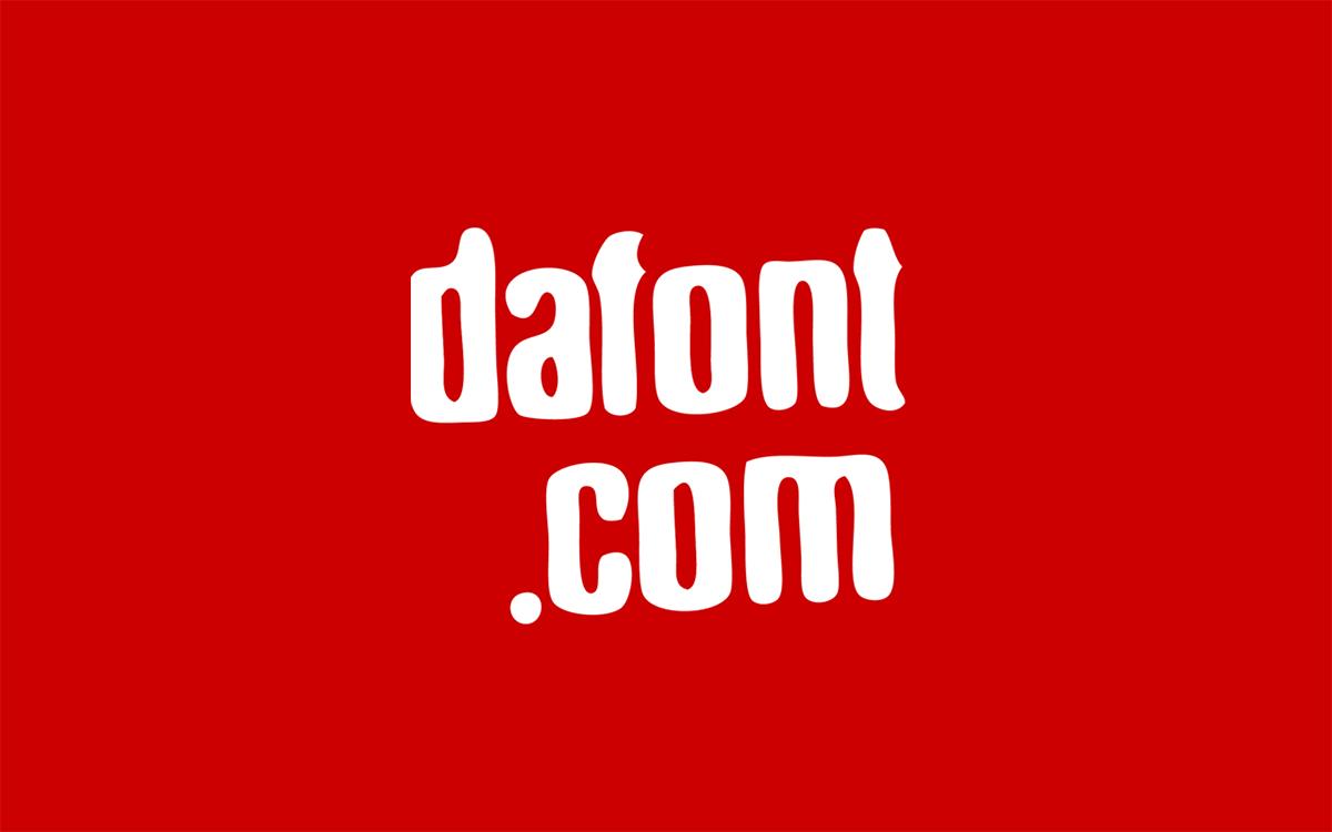 DaFont free fonts